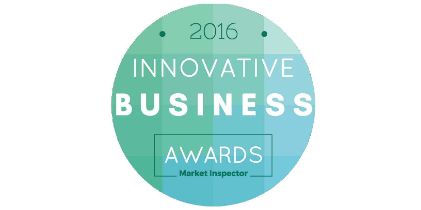 Market Inspector: Innovative Business Awards 2016