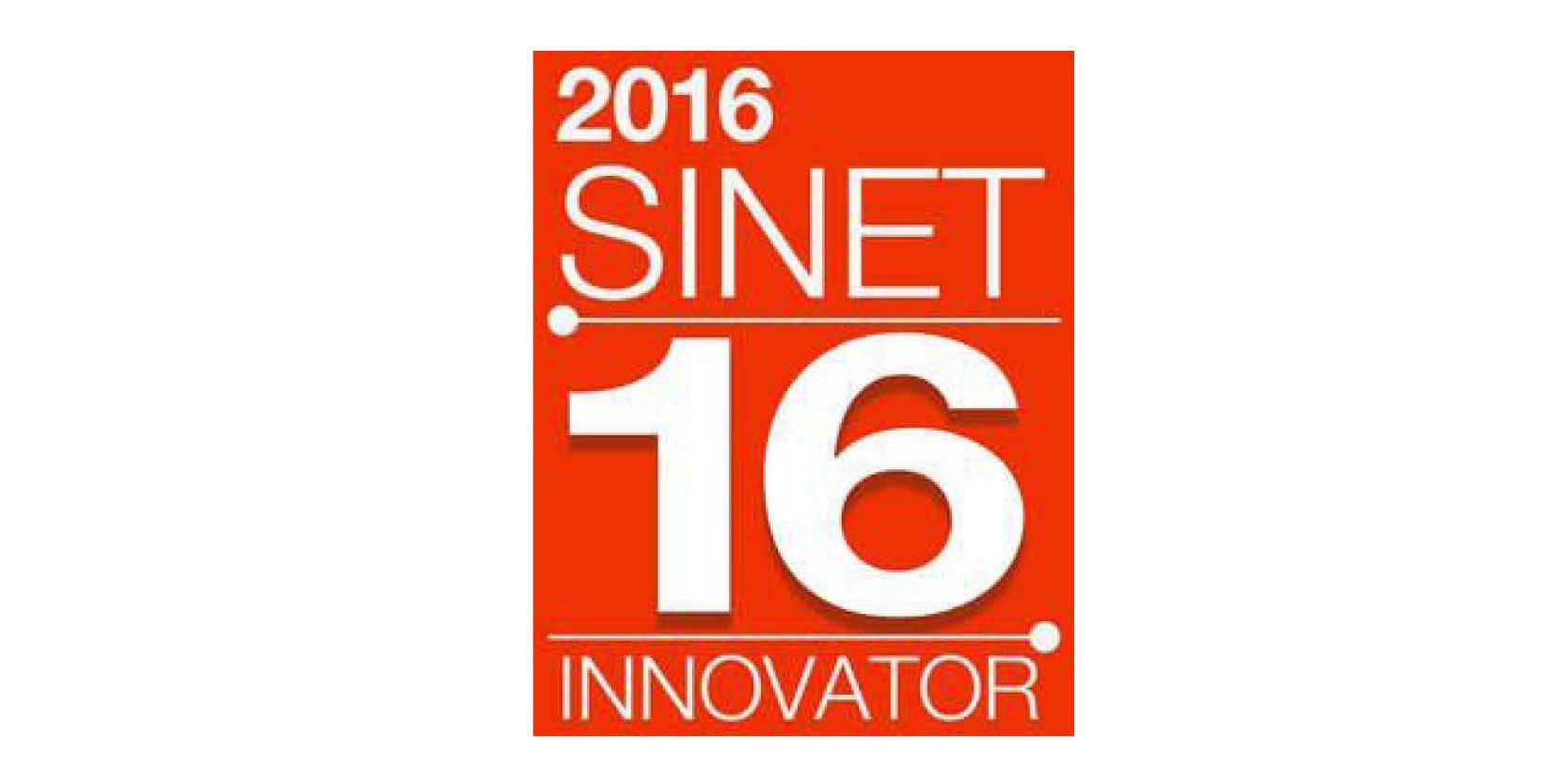 SINET: SINET 16 INNOVATOR AWARD