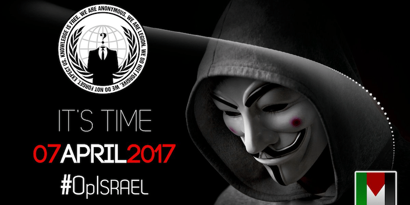 OpIsrael Hacktivists Targeted By Unknown Threat Actor