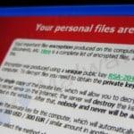 Encrypted Files WannaCry