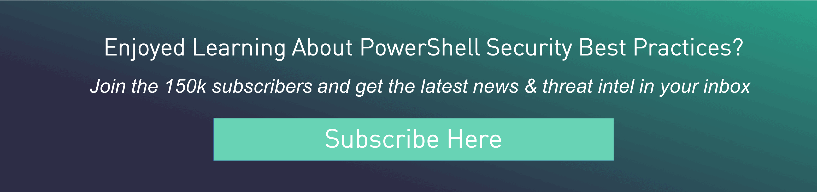 PowerShell Security Best Practices | Digital Shadows