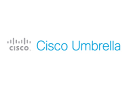 Cisco Umbrella partner logo