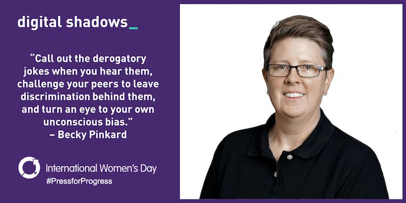 Pressing For Progress This International Women's Day