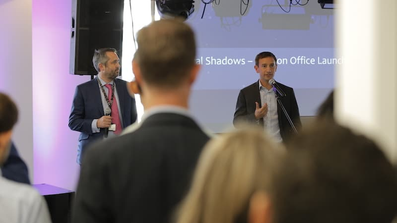 Digital Shadows Office Launch 2
