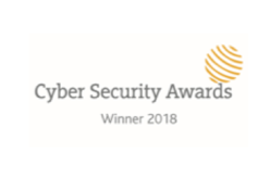 Cyber Security Awards awards page