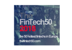 FinTech50 2018 awards page