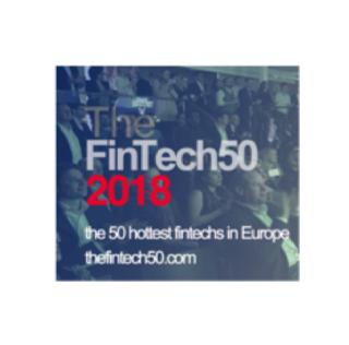FinTech50 award
