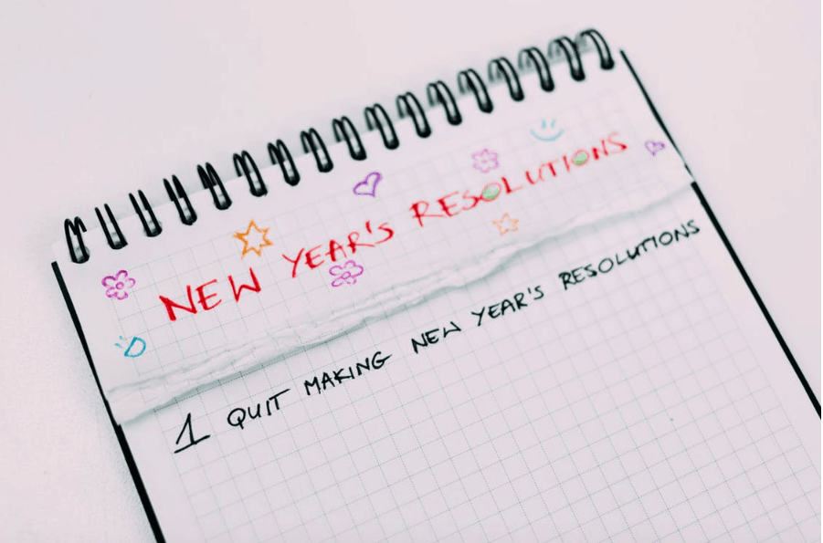 Four New Year Cyber Security Resolutions