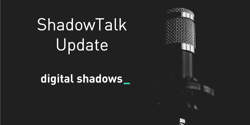 ShadowTalk Update – 5.06.19