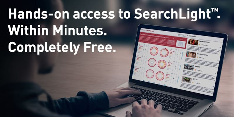 Don't Take Our Word for It: See for Yourself Why Forrester Named SearchLight a Leader….For Free!