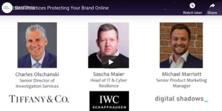 Brand Protection Webinar