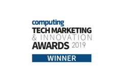 marketing tech award