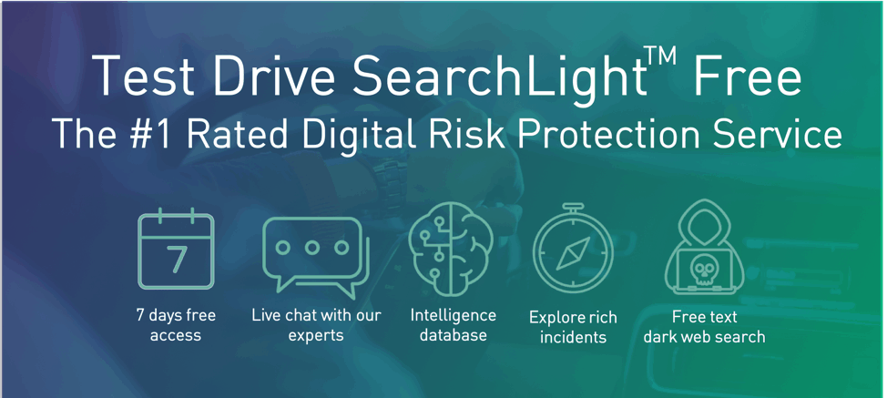 digital risk management solution SearchLight