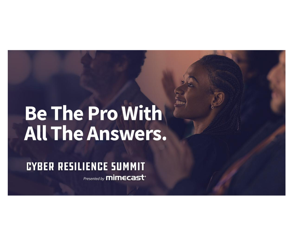 Cyber Resilience Summit by Mimecast