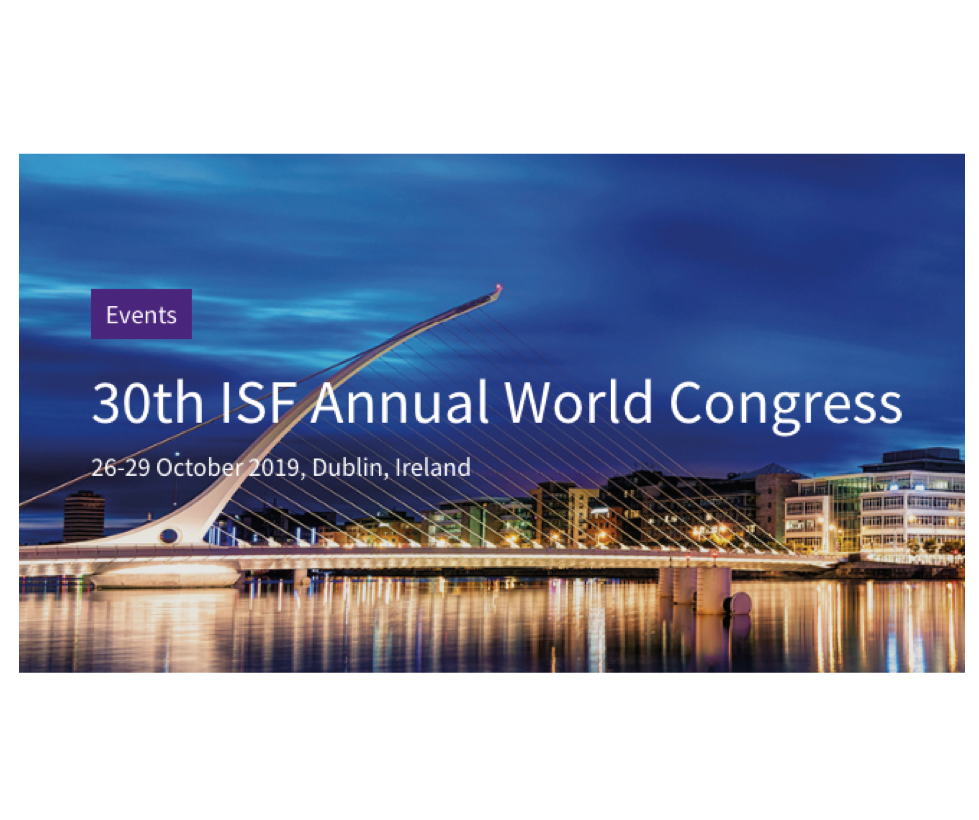 30th Annual ISF World Congress Berlin
