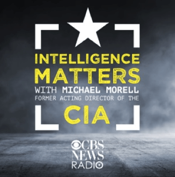 Intelligence Matters podcast