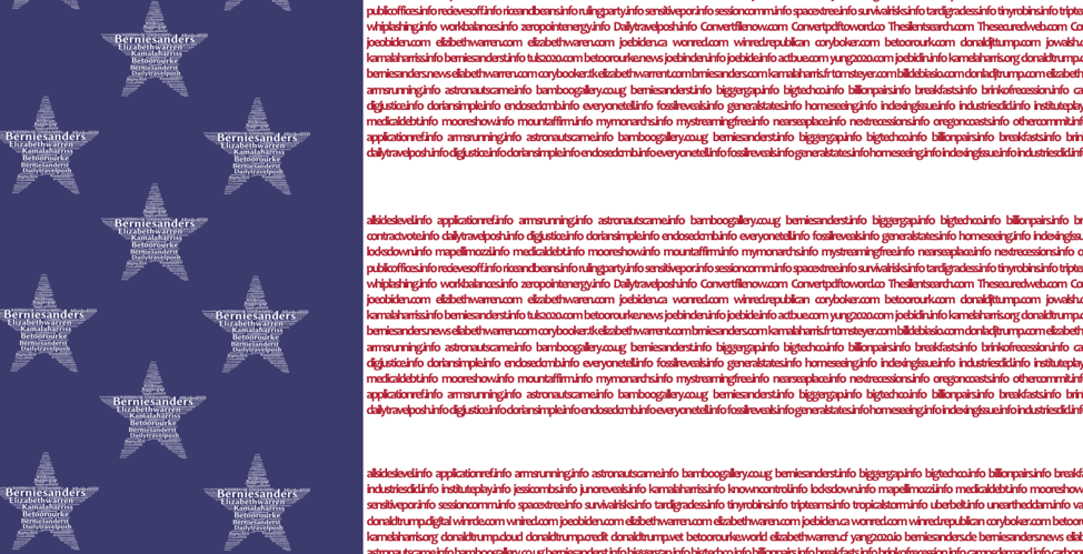 Typosquatting and the 2020 U.S. Presidential election: Cyberspace as the new political battleground