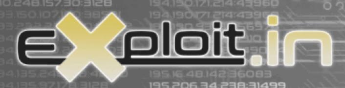 Exploit logo