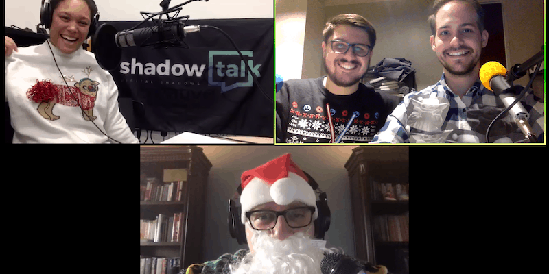 ShadowTalk Update – Jingle Bell Ryuk: NOLA Ransomware, Ring Doorbells, and 2020 Predictions