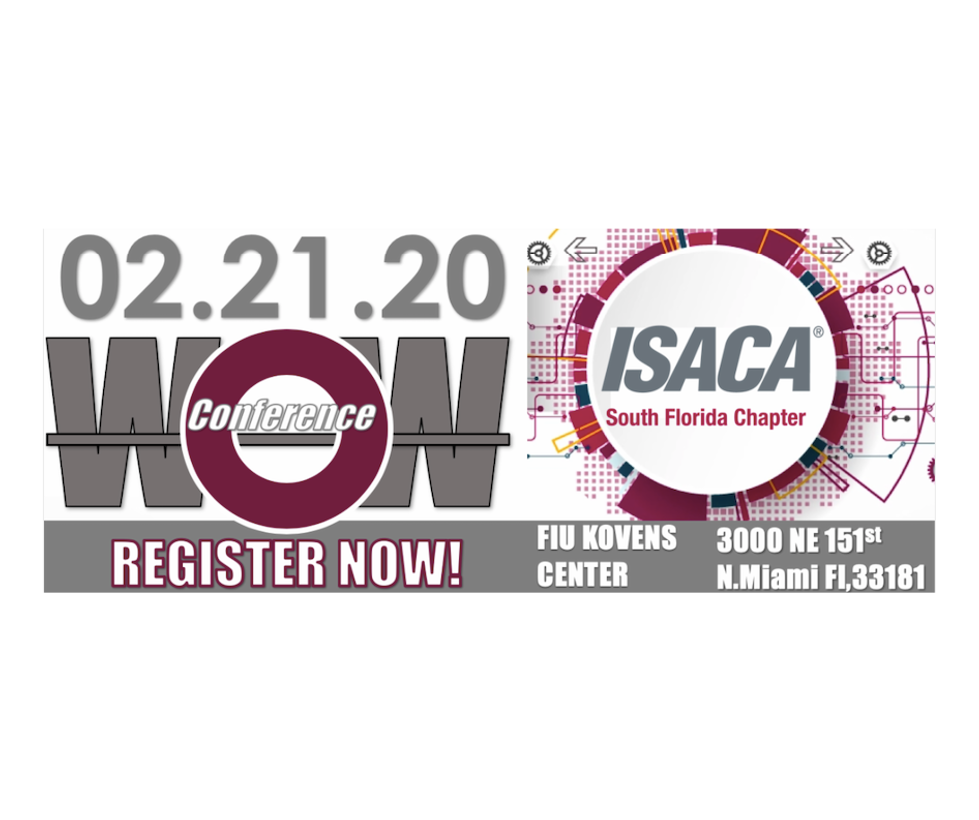 ISACA South Florida WOW Conference