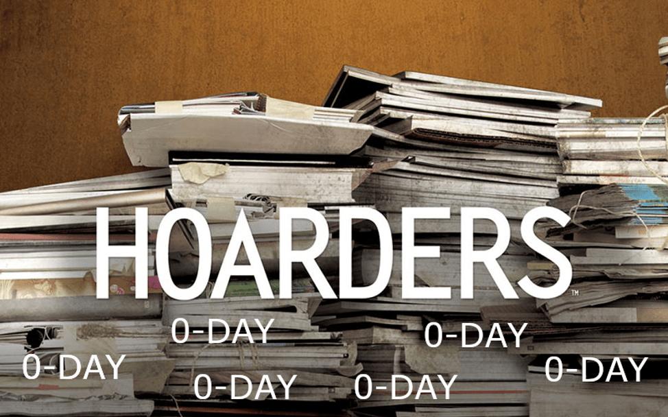 hoarders 0day