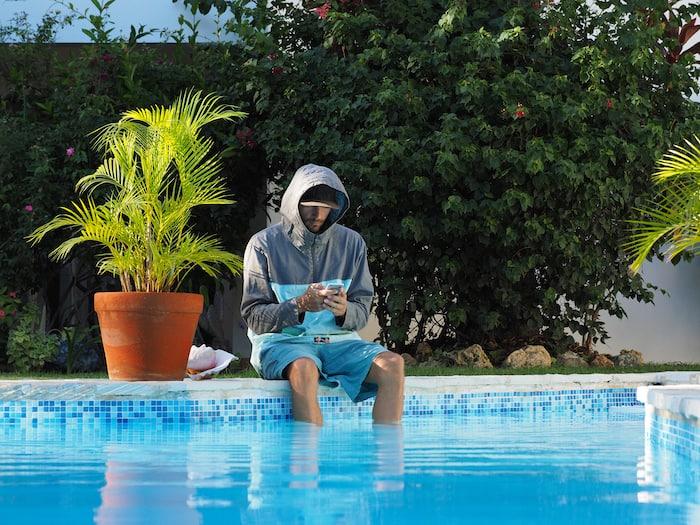 cybercriminal vacation