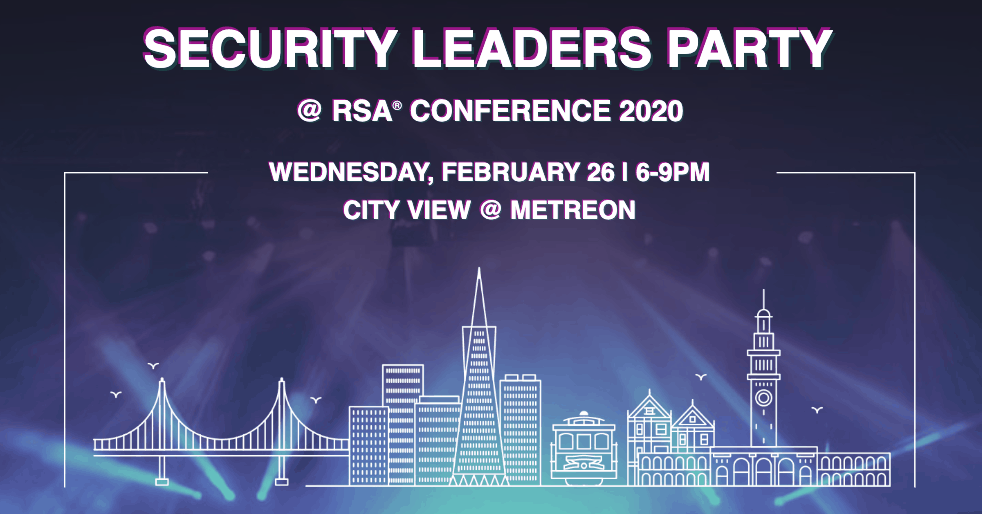 RSA party Security Leaders Party