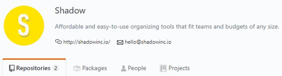 Shadow inc github