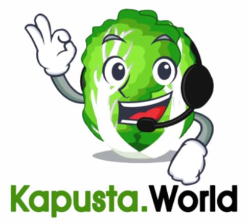 Kapusta logo