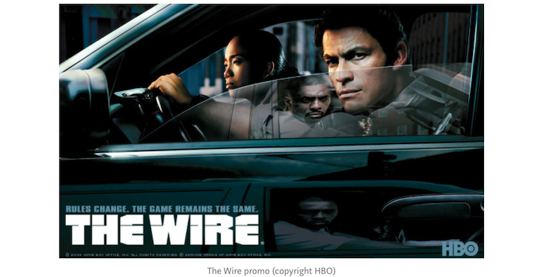 What 'The Wire' can teach us about cybersecurity