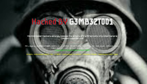 G3MB3ZT001-defacement-page-produced-by-the-HTML-code