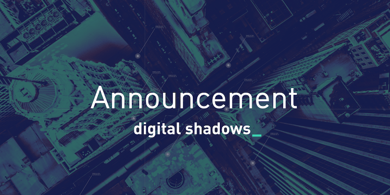 Digital Shadows launches access key alerts – to mitigate the growing problem of credentials exposed during software development