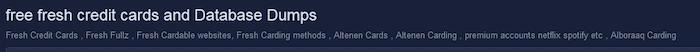 Mention of Altenen
