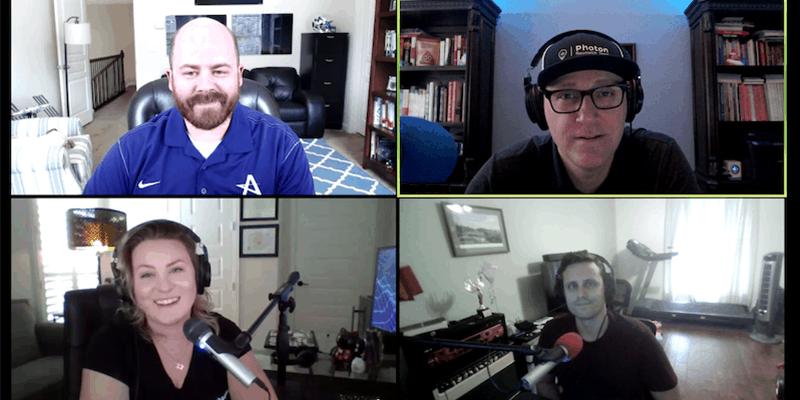 RECAP: Discussing deception  with Chris Sanders