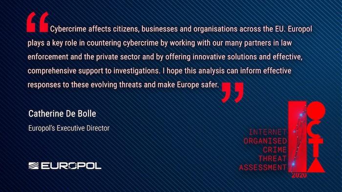 Europol on Twitter