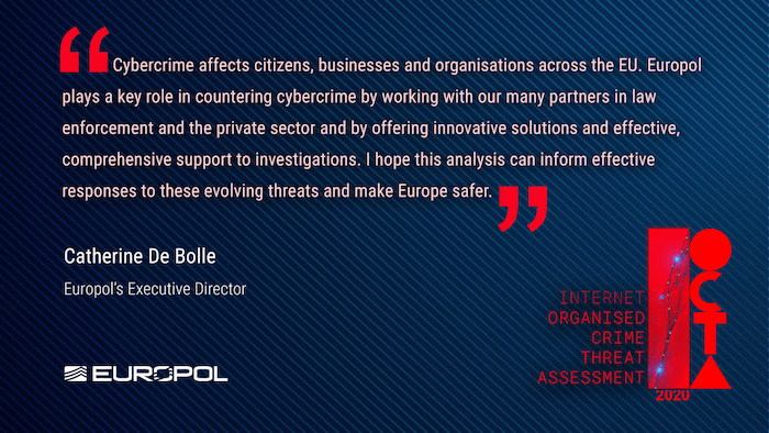 Europol on Twitter