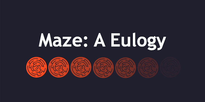 A Eulogy for Maze: The end of a ransomware era?