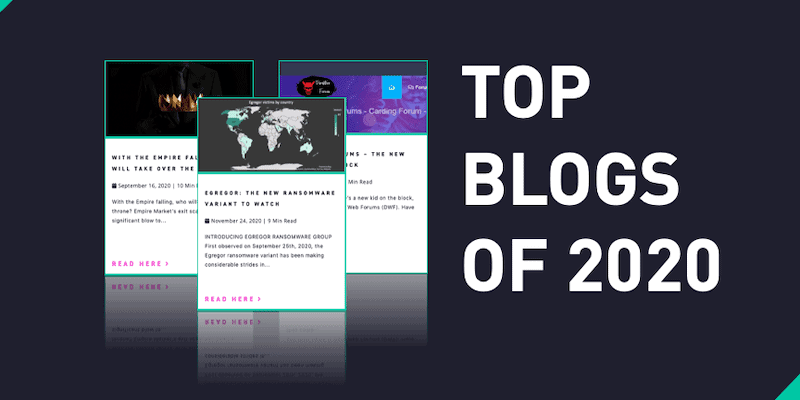 Digital Shadows' Top Five Blogs of 2020