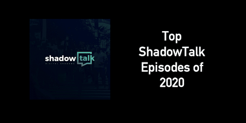 Top Five ShadowTalk Episodes of the Year