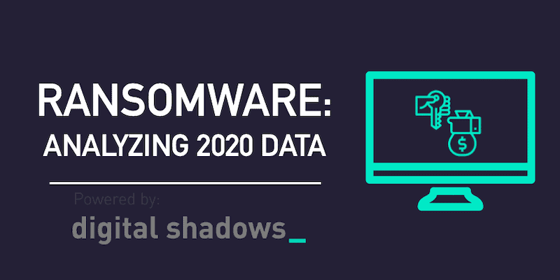 Ransomware: Analyzing the data from 2020