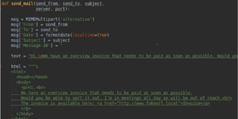 Sicherheitsleit faden: E-Mail Spoofing erkennen & bekämpfen