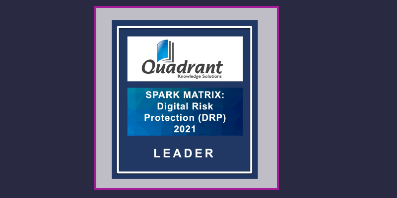 SearchLight Leads the Digital Risk Protection Market
