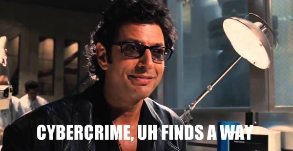 Cybercrime Finds a Way