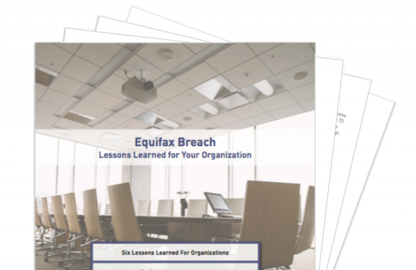 EquifaxReport Lessons Learned