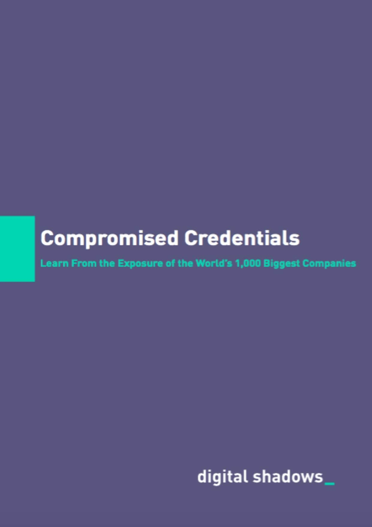 Compromised Credentials cover image min min